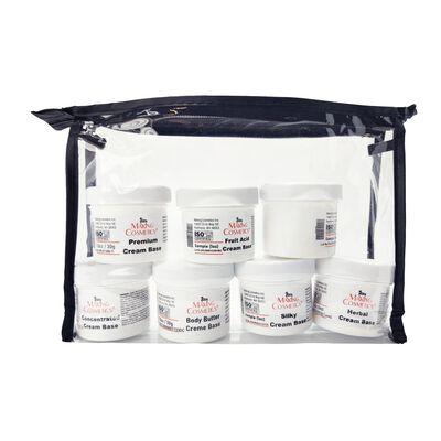 Cream Base Sample Kit No. 1