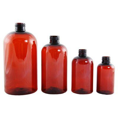 Amber PET Bottle (Ambo 1)