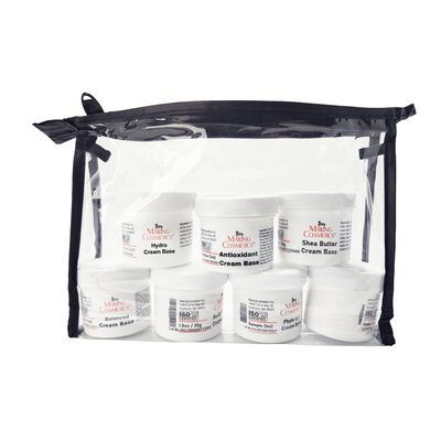 Cream Base Sample Kit No. 2
