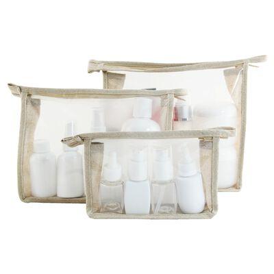 Cosmetic Bag (Hemp)