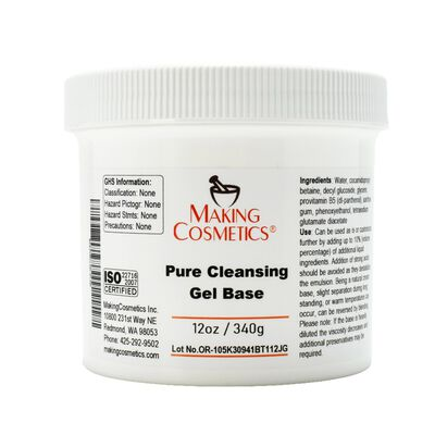 Pure Cleansing Gel Base