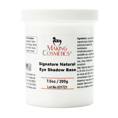 Signature Natural Eye Shadow Base