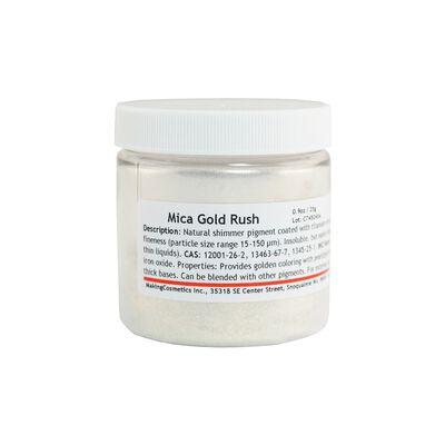 Mica Gold Rush