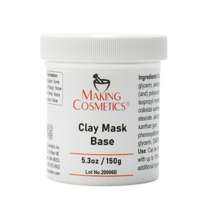 Clay Mask Base