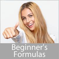 Formulas for Beginners