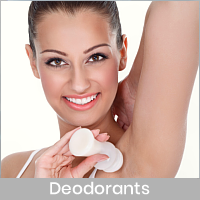 Deodorant Formulas