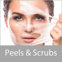 Peel and Scrub Formulas